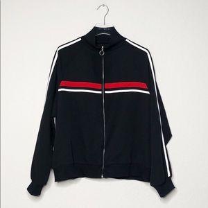 Zara Bomber Style Jacket